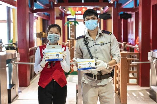Kéo du khách tới Việt Nam - Ảnh 3.