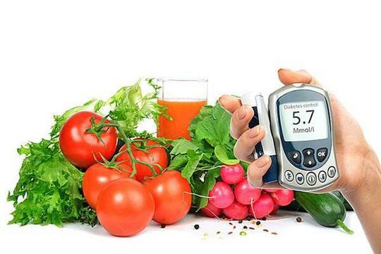 Dinh dưỡng cho người tiểu đường - Ảnh 2.