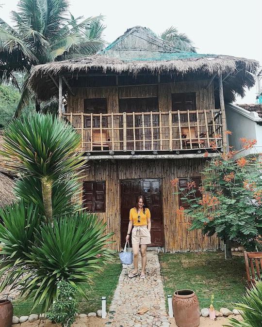 4 homestay đẹp, gần biển cho kỳ nghỉ trọn vẹn ở Quy Nhơn - Ảnh 4.