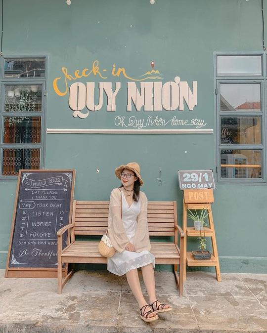 4 homestay đẹp, gần biển cho kỳ nghỉ trọn vẹn ở Quy Nhơn - Ảnh 7.
