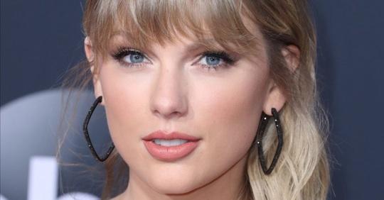 Taylor Swift gây tranh cãi khi cải trang nam nhi, cà khịa đàn ông - Ảnh 2.