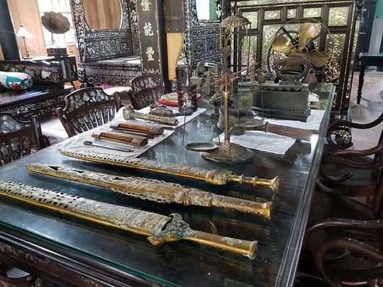 Chiêm ngưỡng căn nhà có hơn 100 báu vật độc nhất ở miền Tây - Ảnh 17.
