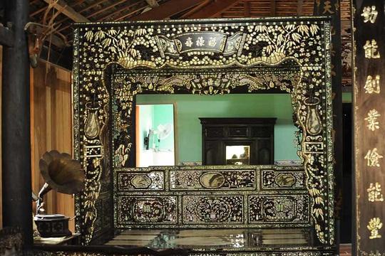 Chiêm ngưỡng căn nhà có hơn 100 báu vật độc nhất ở miền Tây - Ảnh 8.