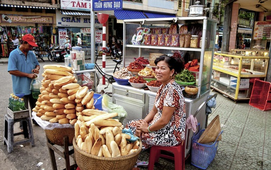 Bánh mì và sự sáng tạo của người Việt - Ảnh 1.