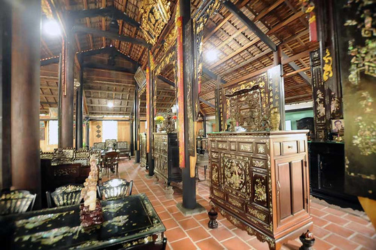 Chiêm ngưỡng căn nhà có hơn 100 báu vật độc nhất ở miền Tây - Ảnh 4.