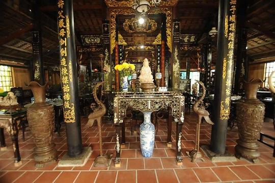 Chiêm ngưỡng căn nhà có hơn 100 báu vật độc nhất ở miền Tây - Ảnh 5.