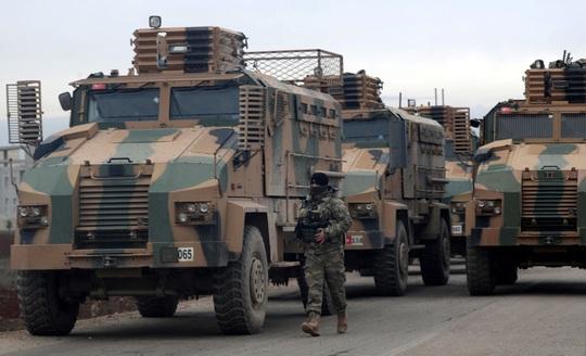Thổ Nhĩ Kỳ - Nga leo thang căng thẳng ở Syria - Ảnh 1.