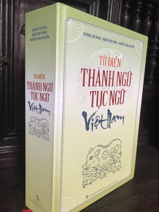 Cộng tác viên Báo Người Lao Động lật tẩy nhóm đạo văn để làm từ điển - Ảnh 2.