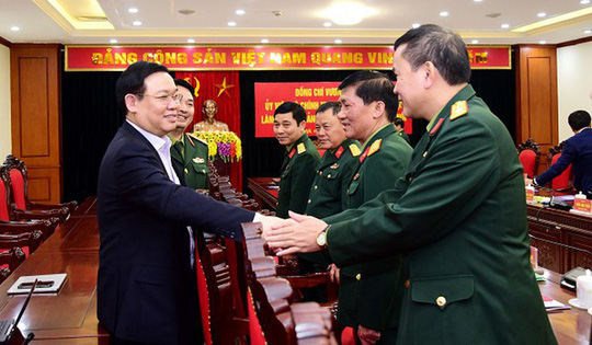 Bí thư Vương Đình Huệ được chỉ định đảm nhiệm thêm nhiệm vụ mới - Ảnh 1.