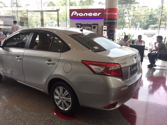 Toyota lại triệu hồi cả ngàn xe Vios, Corolla Altis, Lexus vì lỗi túi khí - Ảnh 1.