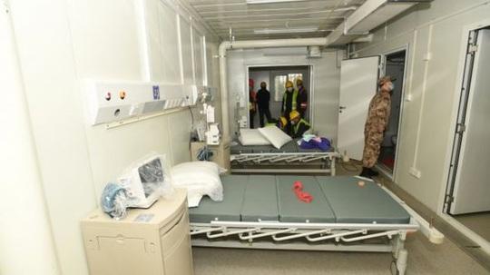 Xây Hỏa Thần Sơn trong 10 ngày, Trung Quốc tung quân y đương đầu virus corona - Ảnh 2.