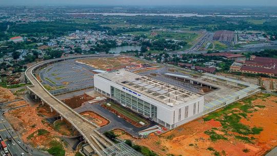 TP HCM gấp rút thực hiện hàng loạt dự án ngàn tỉ - Ảnh 1.