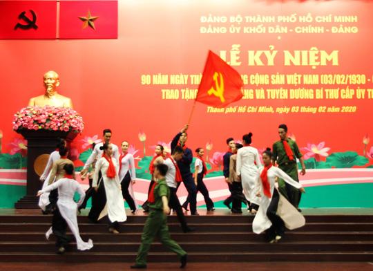 Tự hào về Đảng Cộng sản Việt Nam - Ảnh 1.