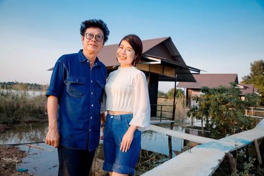 Diễn giả, MC Thi Thảo cùng NSƯT Cao Minh đưa các nữ CEO đi thực tế - Ảnh 1.