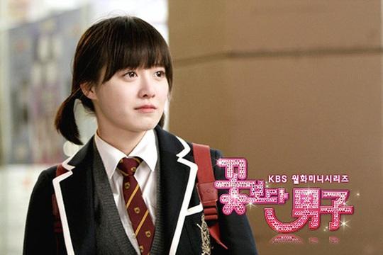 Nàng cỏ Goo Hye Sun vui vẻ du học sau bê bối ly hôn - Ảnh 4.