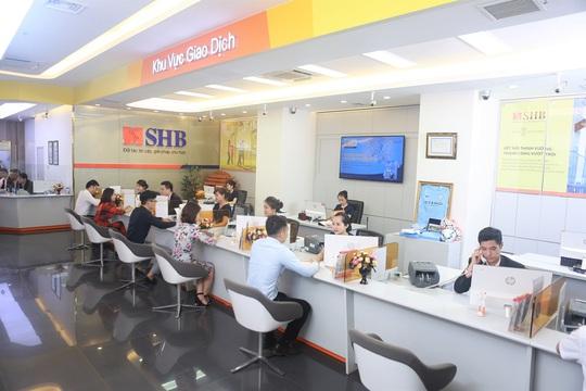 SHB tung 6.000 tỉ đồng cho khách hàng cá nhân vay ưu đãi - Ảnh 1.
