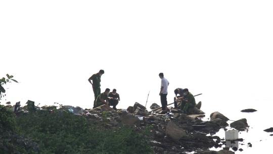 Đà Nẵng: Phát hiện vali chứa thi thể bị chặt khúc trôi dạt trên sông Hàn - Ảnh 3.
