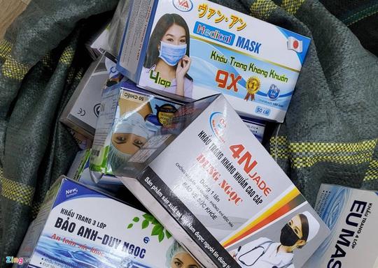Tăng giá khẩu trang khi có dịch virus corona là đúng hay sai? - Ảnh 1.