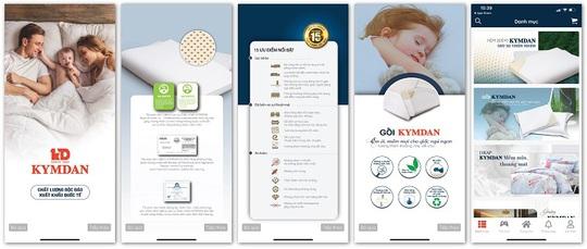 Năm 2020, Kymdan đẩy mạnh bán hàng trực tuyến - Ảnh 2.