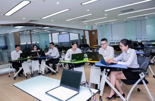 MB có trung tâm học tập và sáng tạo hiện đại bậc nhất ngành ngân hàng - Ảnh 2.