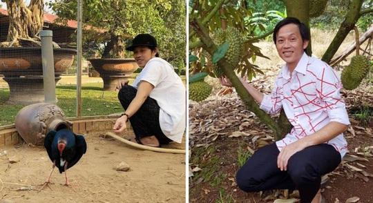 Cuộc sống an nhiên của danh hài Hoài Linh ở tuổi 51 - Ảnh 1.