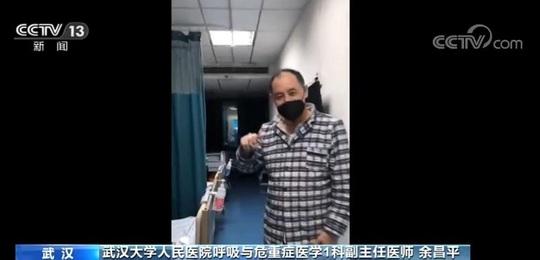 Bác sĩ Vũ Hán nhiễm bệnh tiết lộ điều quan trọng đánh bại virus corona - Ảnh 2.