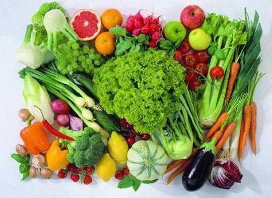 Thực đơn giảm cân 7 ngày với trái cây và rau sau tết - Ảnh 3.