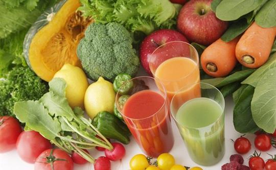 Thực đơn giảm cân 7 ngày với trái cây và rau sau tết - Ảnh 4.