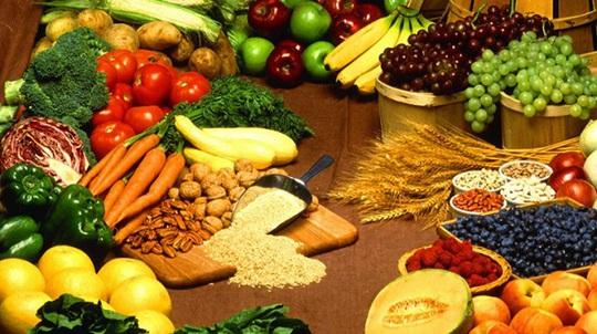 Thực đơn giảm cân 7 ngày với trái cây và rau sau tết - Ảnh 8.