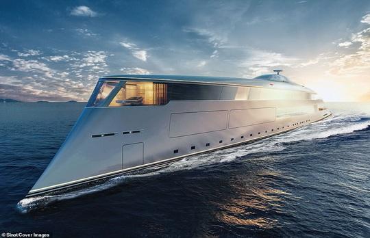 Nhiều năm đi thuê, cuối cùng tỉ phú Bill Gates mua du thuyền độc - Ảnh 1.