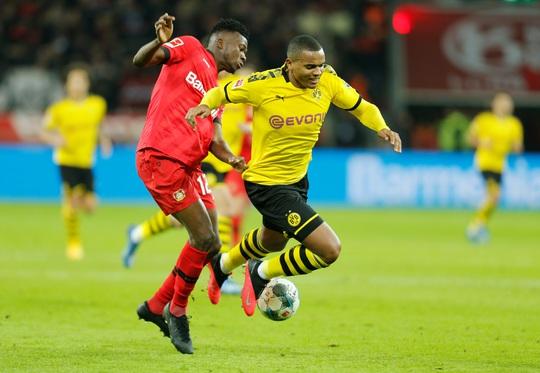 Vắng Marco Reus, Dortmund nhận trận thua đáng tiếc - Ảnh 1.