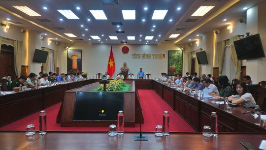 Phát hiện ca bệnh Covid-19 thứ 34: Bình Thuận họp khẩn trong đêm - Ảnh 1.