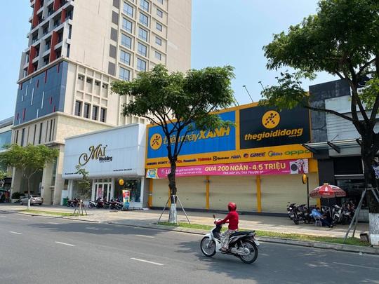 Công bố lộ trình của nữ nhân viên Điện máy Xanh mắc Covid-19 tại Đà Nẵng - Ảnh 1.
