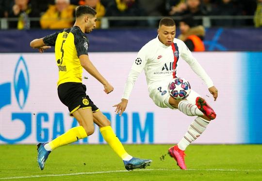 Mbappe nghi nhiễm SARS-Cov-2, PSG lo mất quân dự Champions League - Ảnh 3.
