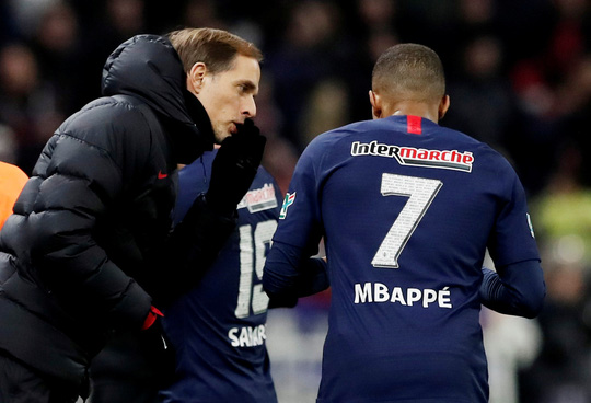 Mbappe nghi nhiễm SARS-Cov-2, PSG lo mất quân dự Champions League - Ảnh 2.