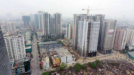 """HoREA đề nghị nên xây dựng """"căn hộ nhỏ"""" ở ngoại thành TP HCM - Ảnh 1."""