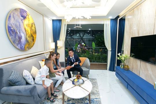 Giải pháp tài chính hút người mua căn hộ an cư - Ảnh 1.