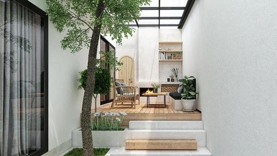 Ngôi nhà sử dụng nội thất năm 1970 sáng tạo - Ảnh 4.