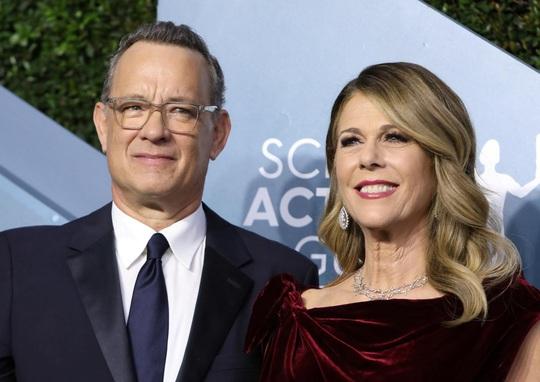 Vợ chồng tài tử Tom Hanks mắc Covid-19 - Ảnh 1.