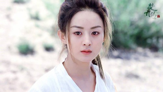 Những mỹ nhân Hoa ngữ sở hữu đôi mắt biết nói, hút hồn khán giả - Ảnh 5.