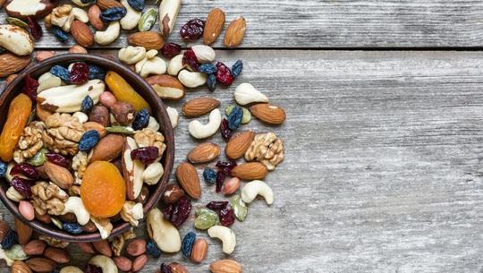 10 món ăn vặt tốt cho việc giảm cân - Ảnh 7.