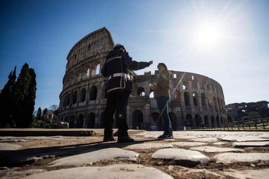 Italy những ngày phong tỏa - Ảnh 2.