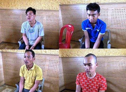 Quảng Bình: Khởi tố nhóm người buôn bán, vận chuyển hơn 2,5 tạ thuốc nổ quân sự - Ảnh 1.