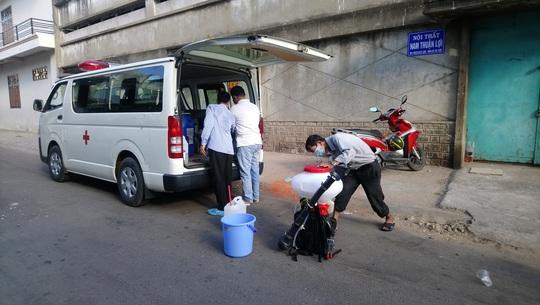 Covid-19: Ca bệnh thứ 34 khai báo nhỏ giọt, Bộ Y tế vào Bình Thuận - Ảnh 4.