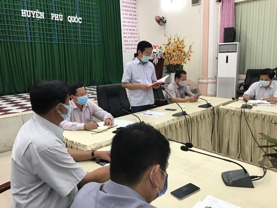 Phú Quốc họp khẩn điều tra lộ trình của ca bệnh Covid-19 thứ 54 - Ảnh 1.