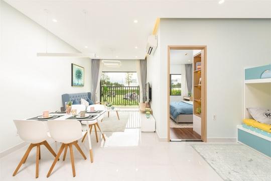 Cận cảnh căn hộ 3 phòng ngủ Lovera Vista đa công năng sử dụng - Ảnh 3.