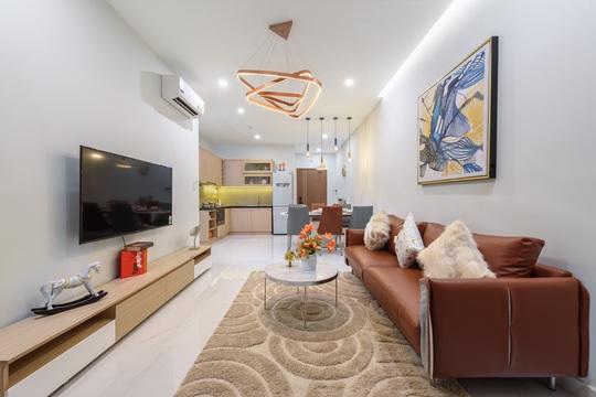 Cận cảnh căn hộ 3 phòng ngủ Lovera Vista đa công năng sử dụng - Ảnh 4.
