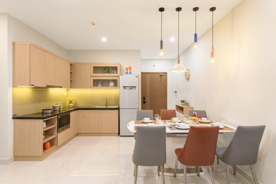 Cận cảnh căn hộ 3 phòng ngủ Lovera Vista đa công năng sử dụng - Ảnh 5.