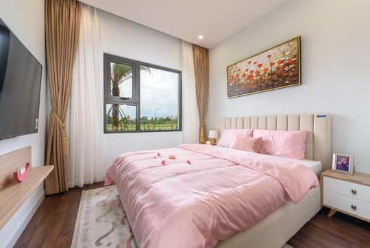 Cận cảnh căn hộ 3 phòng ngủ Lovera Vista đa công năng sử dụng - Ảnh 6.