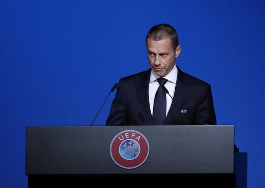 Sốc: Hoãn vô thời hạn Champions League và Europa League - Ảnh 1.